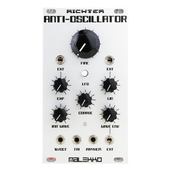 Richter Anti-Oscillator - Malekko