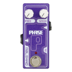 Phase shift pedal - Omicron