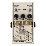 Octave pedal - Helium MKII - Wolftone