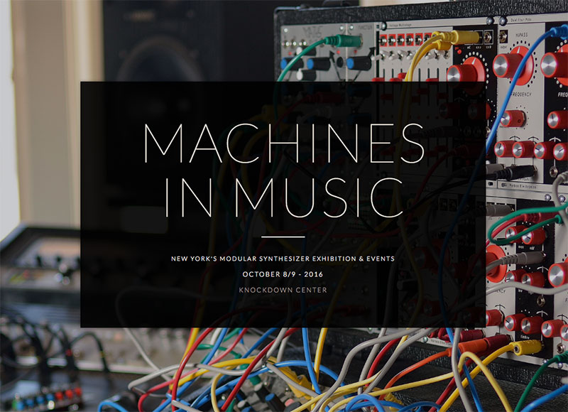 Machines In Music