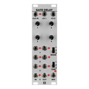 Malekko Quad Gate Delay
